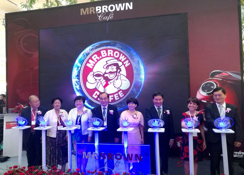 Sự kiện ra mắt cà phê viên nén cao cấp – Mr.Brown Café