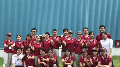team building king car vietnam