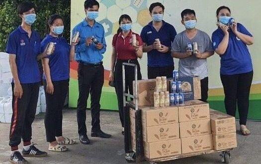 Mr. Brown đồng hành cùng Việt Nam chiến thắng dịch bệnh